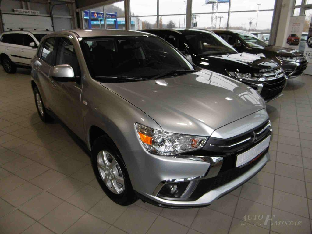 Mitsubishi ASX 1.6 INVITE+, AUDIO MY 18 030