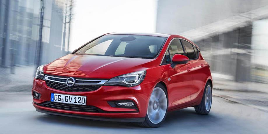 Financování Flex Lease Opel Astra