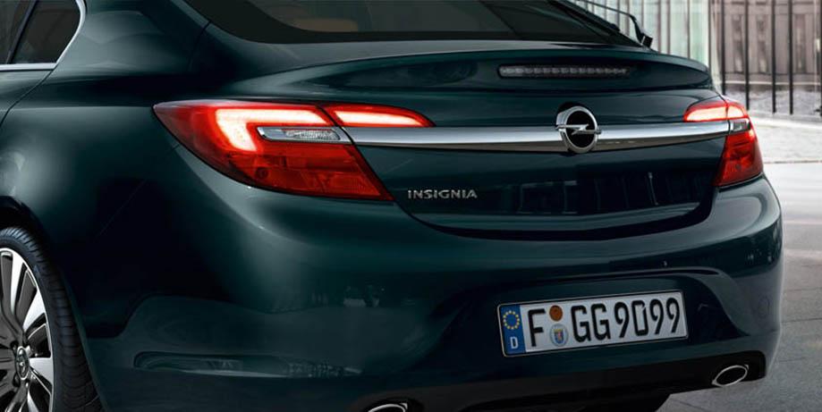 Financování Flex Lease Opel Insignia