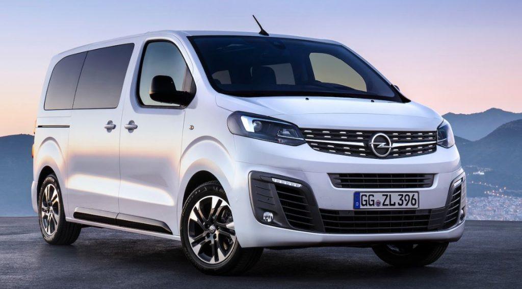 nová Opel Zafira v Opel Ostrava
