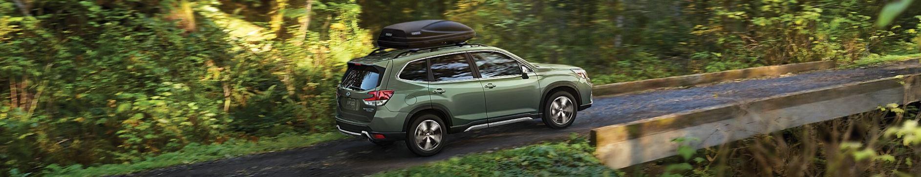 Subaru Forester dny suv