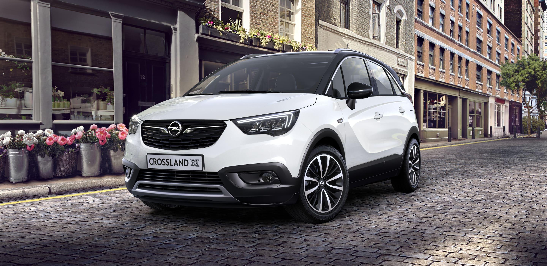 Opel Crossland X exteriér