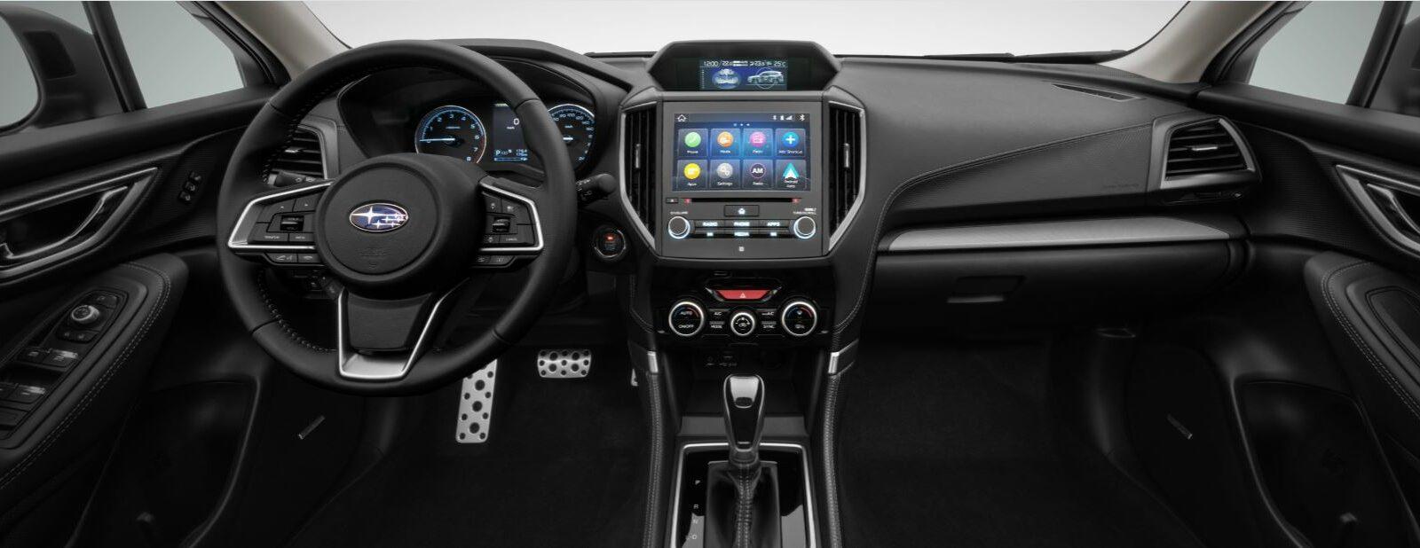 Subaru Forester 2020 interiér vozu