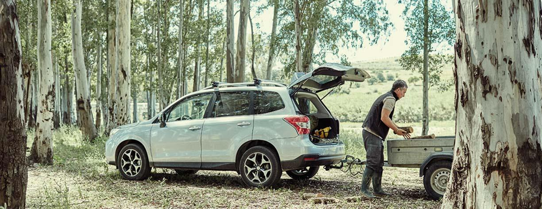 Subaru Forester je nejbezpečnější vůz ve své třídě