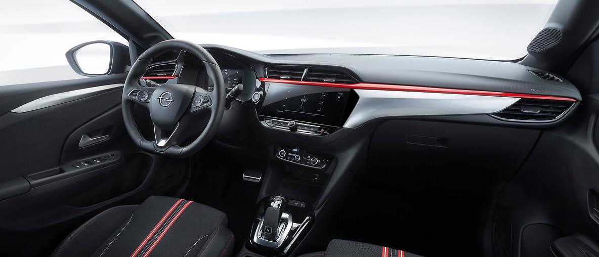 Opel Corsa 2020 luxus