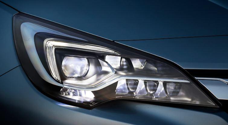 Opel Astra konkurence