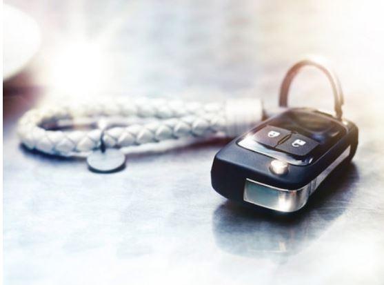 klíče vozu Opel