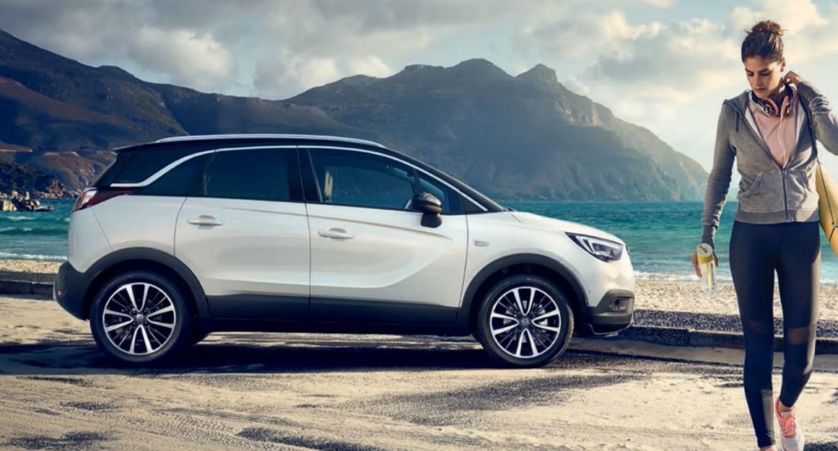 Opel Crossland Enjoy