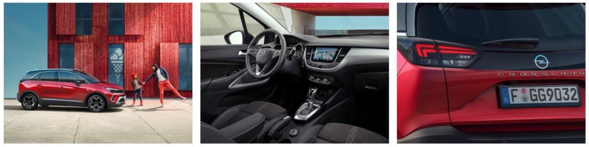 zvýhodněná výbava Opel cool