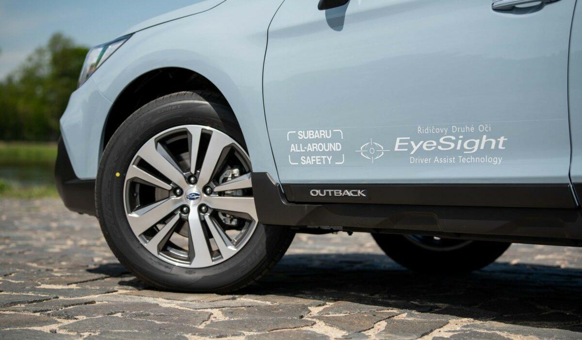 Test Subaru Outback 2,5l Limited eyesight